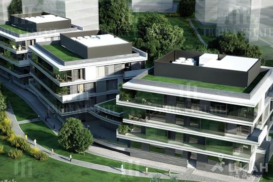 Многокомнатная квартира, 530 м<sup>2</sup>, 4 этаж