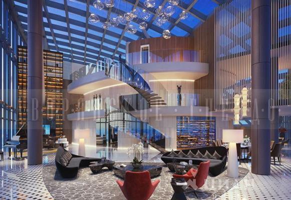 Квартира свободн. план., 2180.9 м<sup>2</sup>, 95 этаж_1