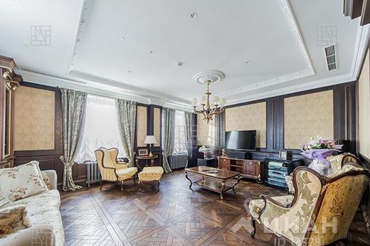 5-комнатная квартира, 202 м<sup>2</sup>, 7 этаж
