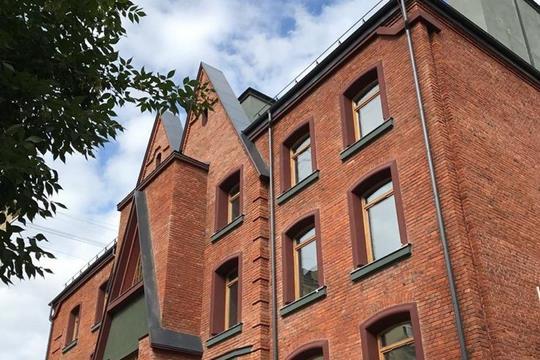 Квартира свободной планировки, 122 м<sup>2</sup>, 3 этаж