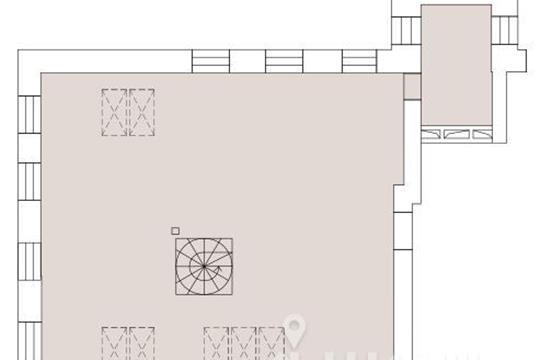 Квартира свободной планировки, 175 м<sup>2</sup>, 4 этаж