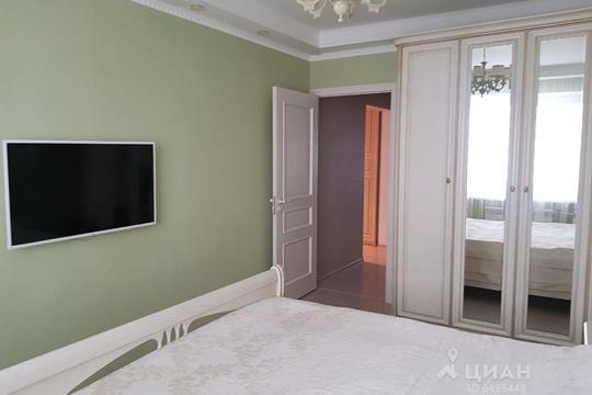 3-комнатная квартира, 84 м<sup>2</sup>, 2 этаж