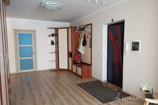 3-комнатная квартира, 113 м<sup>2</sup>, 1 этаж
