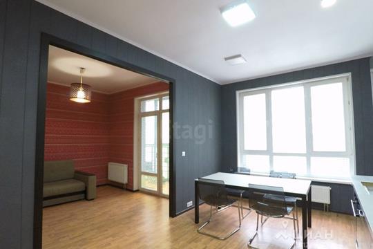 2-комнатная квартира, 56.7 м2, 4 этаж