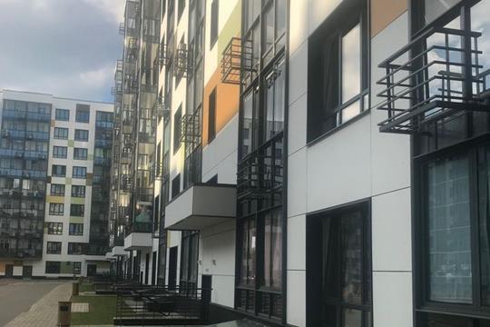 2-комнатная квартира, 58.4 м2, 3 этаж