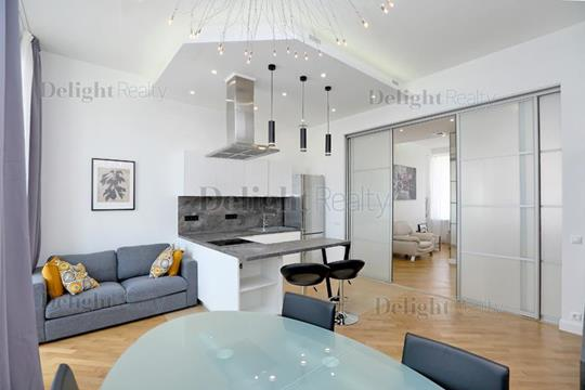 3-комнатная квартира, 110 м<sup>2</sup>, 3 этаж