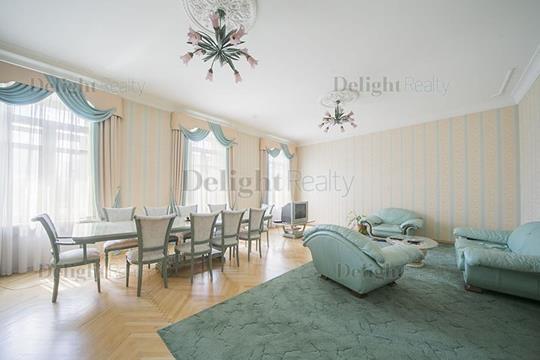 3-комнатная квартира, 125 м<sup>2</sup>, 3 этаж