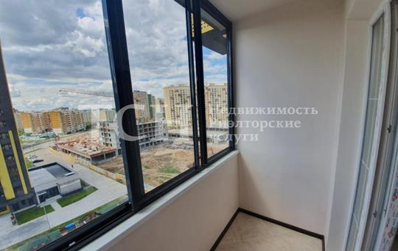 1-комнатная квартира, 38 м<sup>2</sup>, 9 этаж