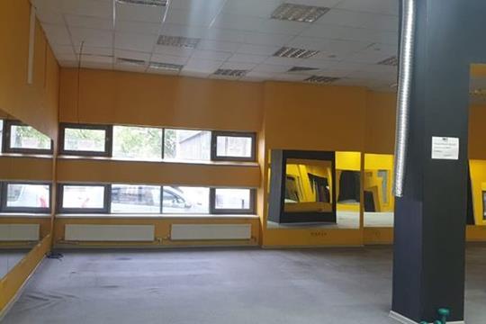Офис, 110000 м<sup>2</sup>, класс B