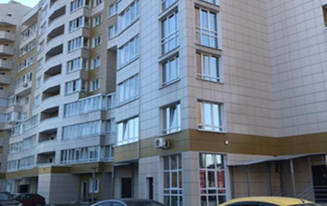 1-комнатная квартира, 52.5 м<sup>2</sup>, 4 этаж