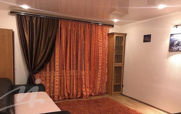 1-комн квартира, 34.7 м2, 1 этаж