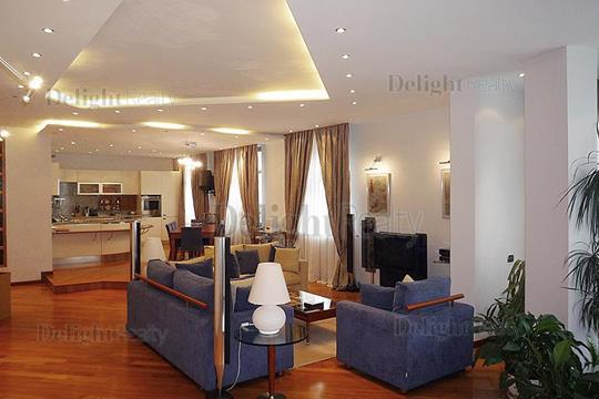 4-комнатная квартира, 189 м<sup>2</sup>, 4 этаж