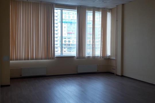 Офис, 52.5 м2, класс B+