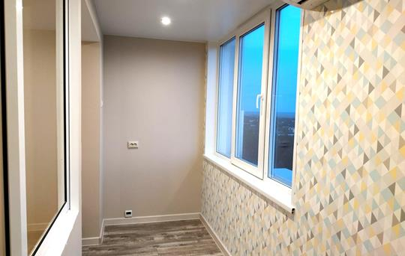 1-комнатная квартира, 33 м<sup>2</sup>, 17 этаж