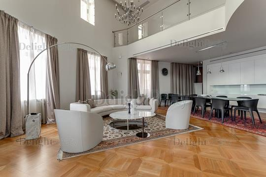 5-комнатная квартира, 506 м<sup>2</sup>, 8 этаж
