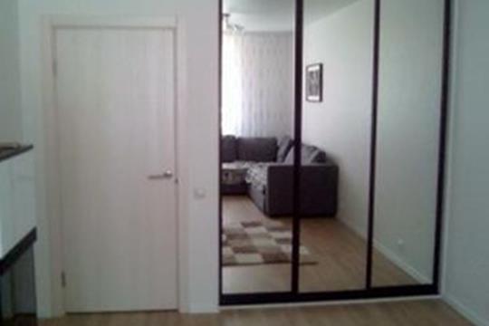 1-комнатная квартира, 37.9 м<sup>2</sup>, 1 этаж