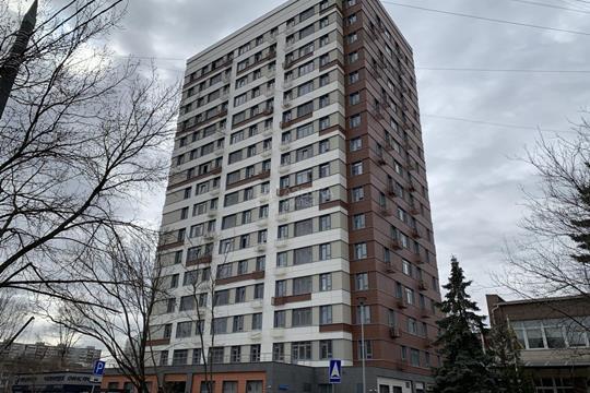 4-комнатная квартира, 89.6 м<sup>2</sup>, 16 этаж