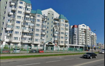 4-комн квартира, 107.3 м2, 1 этаж