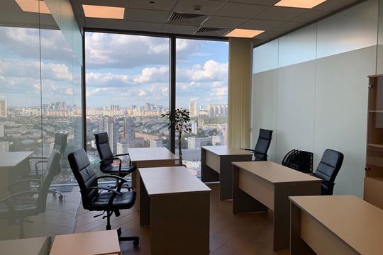 Офис, 21 м2, класс A+