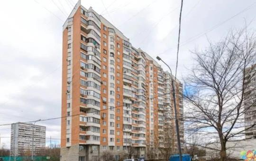 1-комнатная квартира, 40 м<sup>2</sup>, 17 этаж