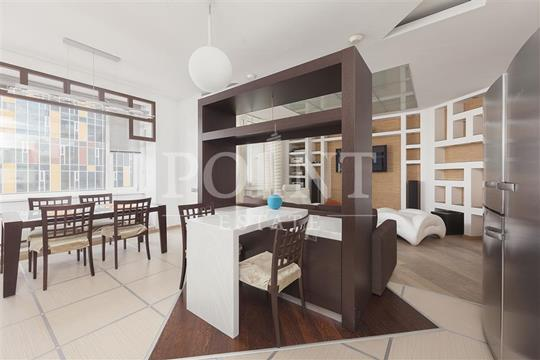 5-комнатная квартира, 200 м<sup>2</sup>, 16 этаж