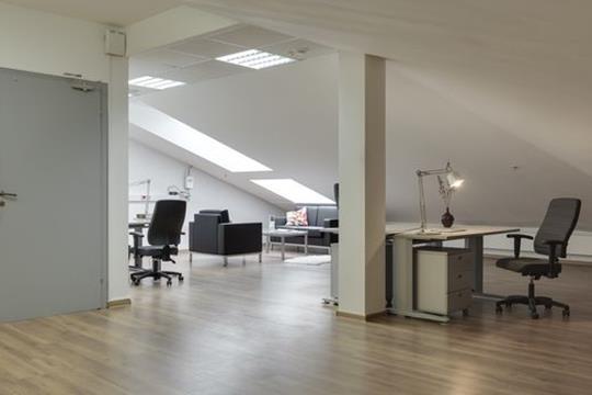 Офис, 2500 м2, класс A