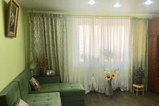 2-комнатная квартира, 59 м<sup>2</sup>, 12 этаж