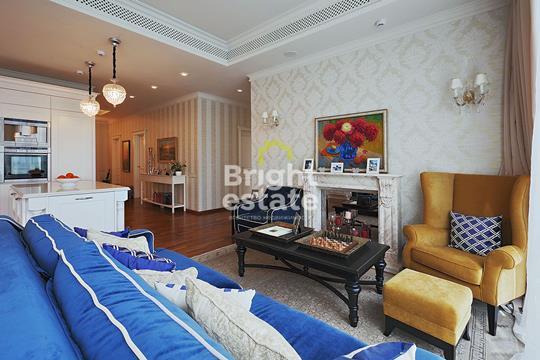 5-комнатная квартира, 216 м<sup>2</sup>, 9 этаж