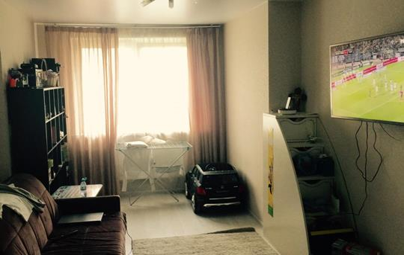 1-комнатная квартира, 46 м<sup>2</sup>, 1 этаж