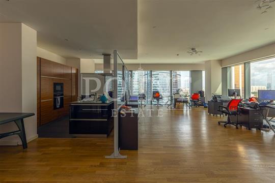 3-комнатная квартира, 184 м<sup>2</sup>, 27 этаж