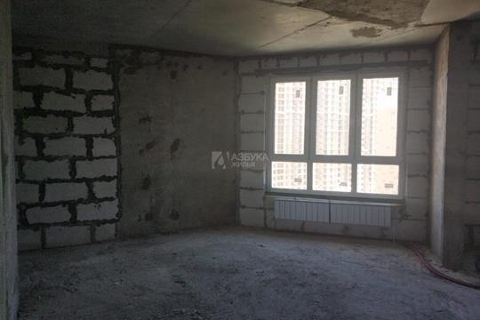 3-комнатная квартира, 92.3 м<sup>2</sup>, 15 этаж
