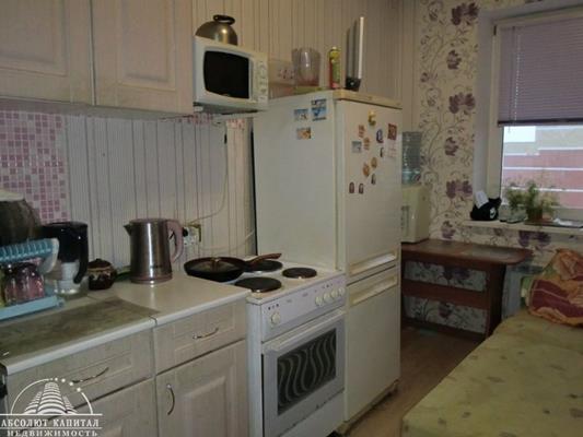 1-комн квартира, 33 м2, 17 этаж - фото 1
