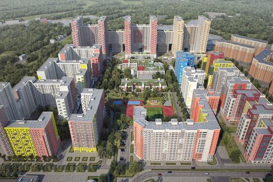 4-комнатная квартира, 113 м2, 8 этаж