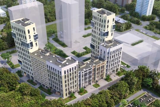 1-комнатная квартира, 35.9 м2, 3 этаж