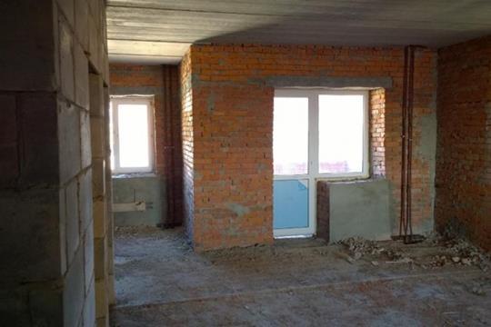 2-комнатная квартира, 76 м<sup>2</sup>, 8 этаж