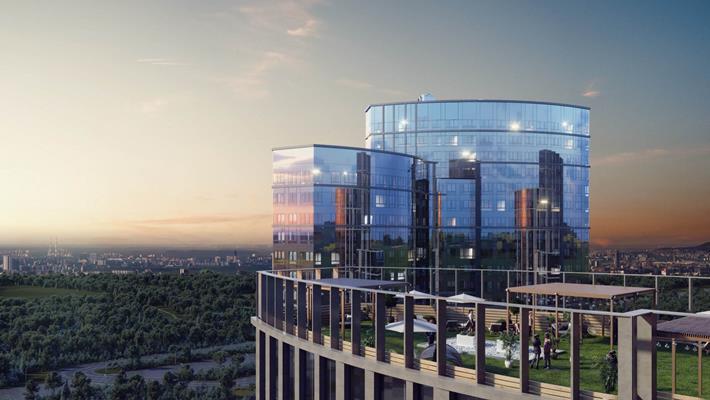 3-комн квартира, 108.34 м<sup>2</sup>, 33 этаж_1