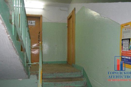2-комн квартира, 54.8 м2, 1 этаж