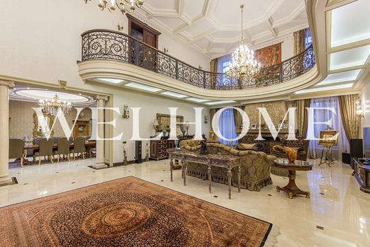 1-комн квартира, 1700 м<sup>2</sup>,  этаж_1