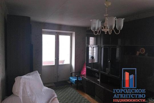 1-комнатная квартира, 33.3 м<sup>2</sup>, 2 этаж_1