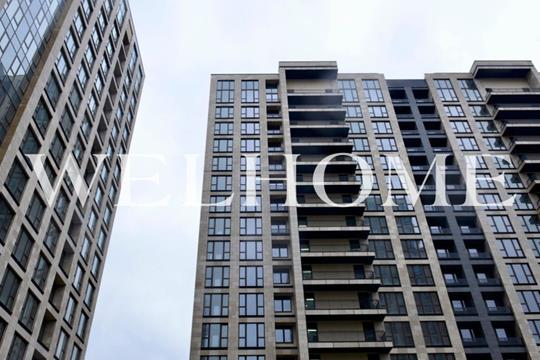 4-комнатная квартира, 166.5 м2, 16 этаж