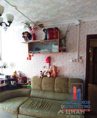 Комната в квартире, 38 м2, 1 этаж - фото 1