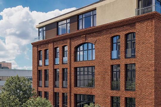 2-комнатная квартира, 120.6 м<sup>2</sup>, 10 этаж