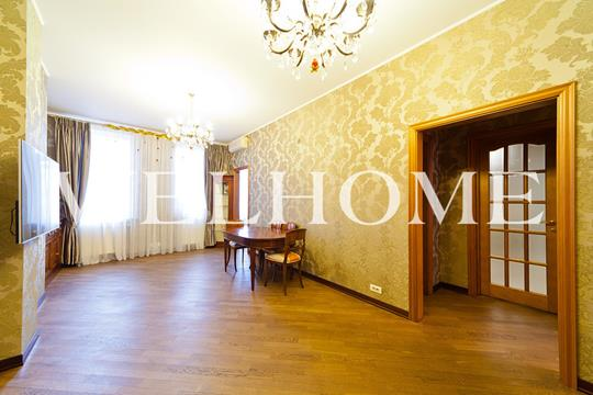 4-комнатная квартира, 115 м<sup>2</sup>, 5 этаж
