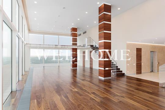 Многокомнатная квартира, 574 м2, 75 этаж