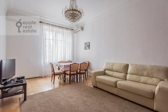 4-комн квартира, 140 м2, 6 этаж