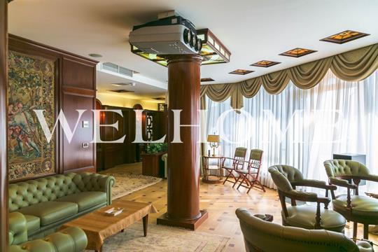 Многокомнатная квартира, 307 м<sup>2</sup>, 7 этаж