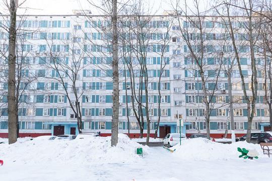 1-комнатная квартира, 32 м<sup>2</sup>, 2 этаж