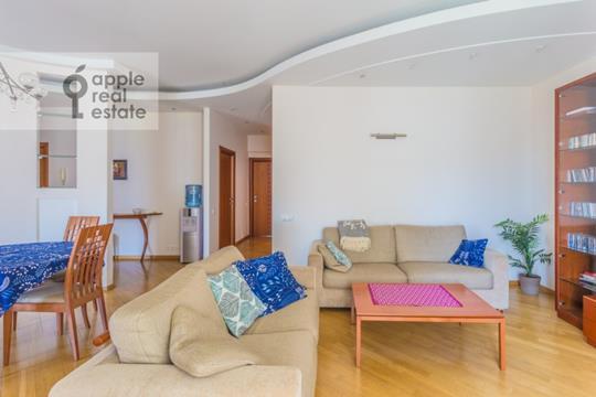 3-комнатная квартира, 115 м2, 5 этаж