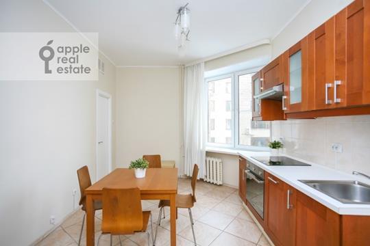 3-комнатная квартира, 128 м2, 4 этаж