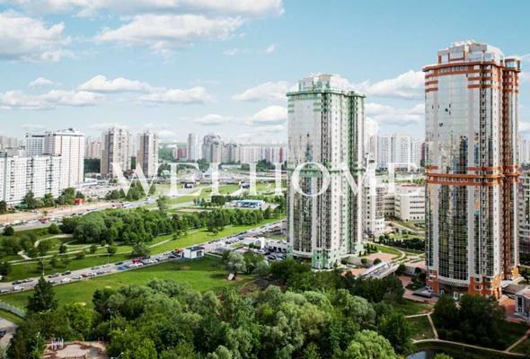 5-комн квартира, 250.1 м2, 36 этаж - фото 1